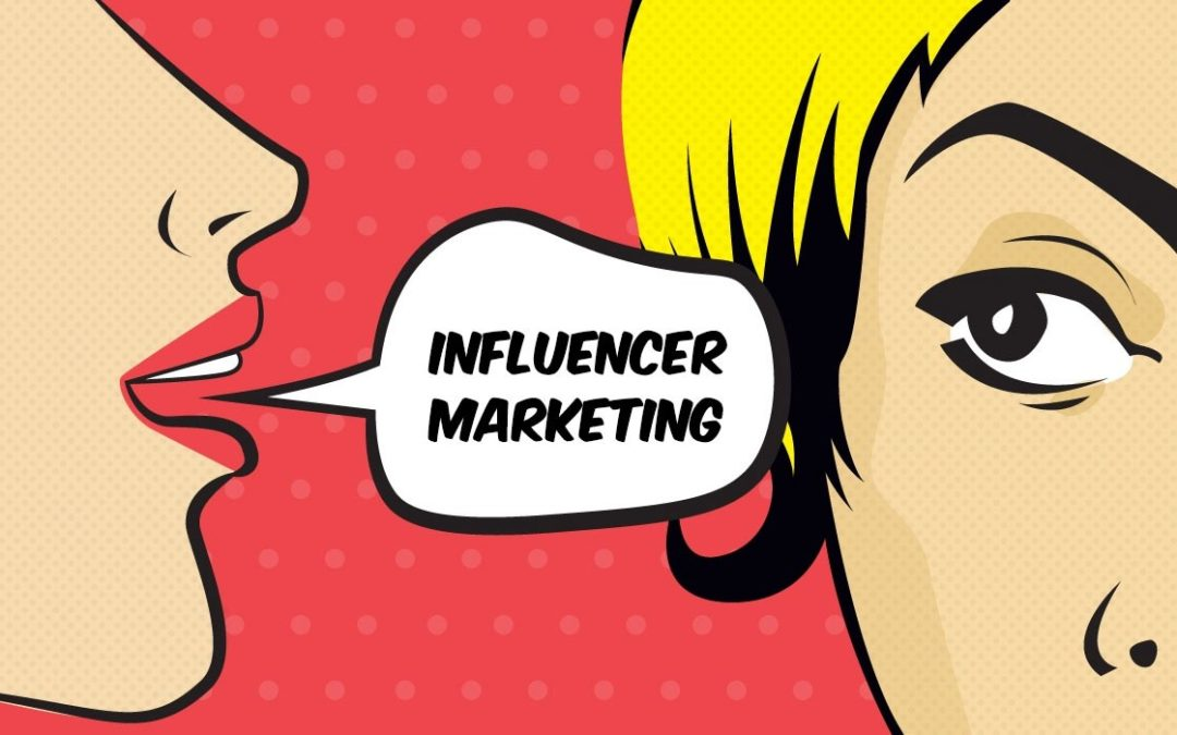 The rise of Social Media Influencers (yes, they matter!)