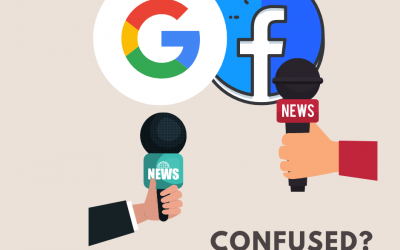 Understanding the Facebook – News – Google problem