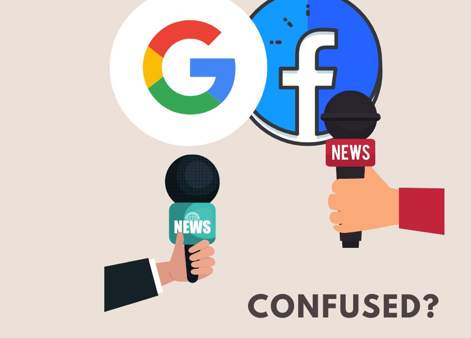 Understanding the Facebook – News – Google problem