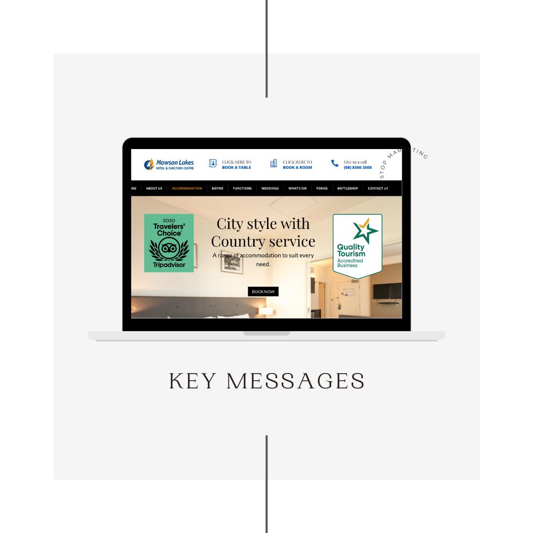 Key mssages