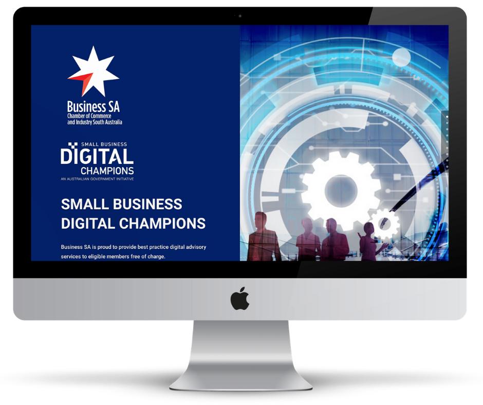Small Business Digital Champions